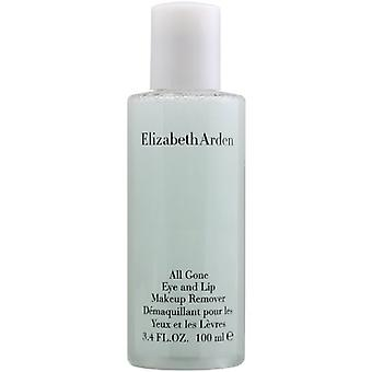 Elizabeth Arden All Gone Eye & Lip Make Up Remover 100ml