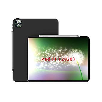 FONU Silikon Backcover Cover iPad Pro 11 Zoll (2020) - Matt Schwarz