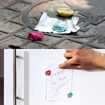 Aimant à chewing-gum