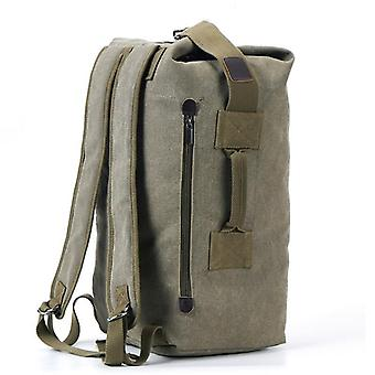 Rucksack Travel Backpack & Luggage Canvas Bucket, Shoulder Bags
