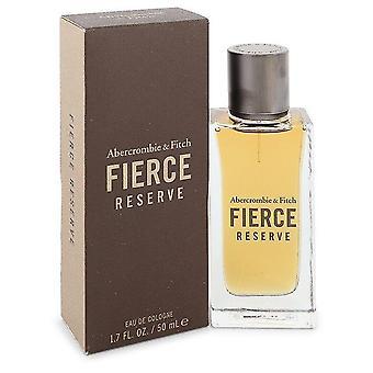 Fierce Reserve Eau De Cologne Spray Par Abercrombie et Fitch 1,7 oz Eau De Cologne Spray