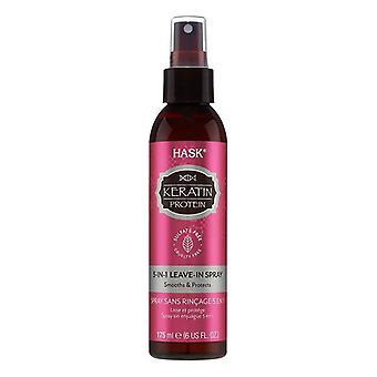 Spray Repairer HASK 5 in 1 Keratin (175 ml)