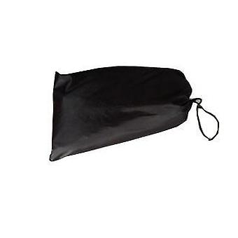 Dome Smoker Cover Black Bbq Grill Protective Cover (black)