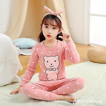 Kinder Baumwolle Pyjamas Sets (Set 4)