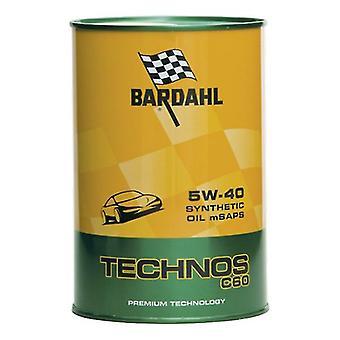 Car Motor Oil Bardahl TECHNOS C60 Exceed SAE 5W 40 (1L)