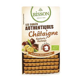Authentic chestnut shortbread 180 g