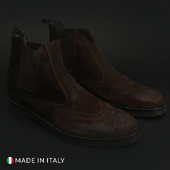 Duca di morrone - 400_camoscio - chaussures pour hommes