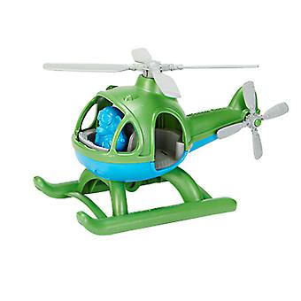 Airplane helicopter model children's toys fall resistant taxiing fighter