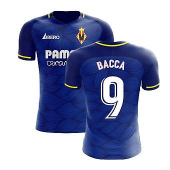Villarreal 2020-2021 Away Concept Football Kit (Libero) (BACCA 9)