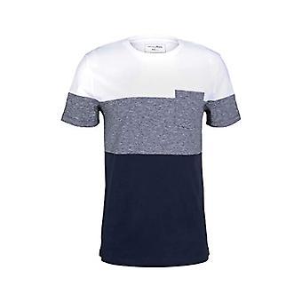 TOM SKRÄDDARE Denim 1024871 Grundläggande T-Shirt, 10668-Sky Captain Blue, XS Herr