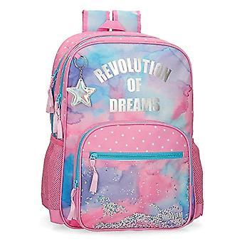 Movom Revolution Dreams Moda giovanile 32x46x17 Centimeterss Multicolore(1)