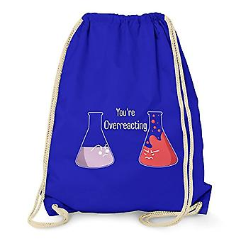 Texlab VEND-225315, Unisex-Adult Sports Bag, Marine Blue, 38 cm x 42 cm