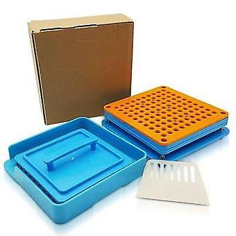 Machine de remplissage de capsules manuelle, plaque de remplissage pharmaceutique en poudre, bricolage à base de plantes