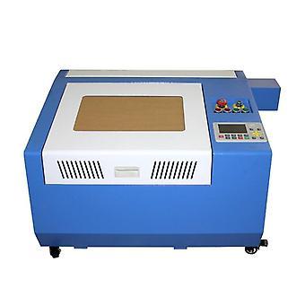 Mașină de gravat cu laser cu funcție digitală și masă de fagure