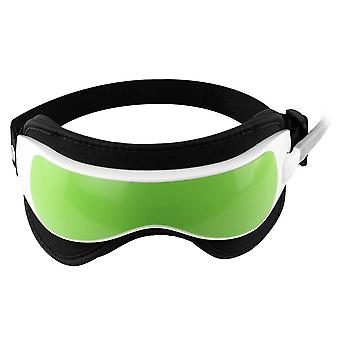 Air Pressure Infrared Heater Built In 3 Different Sizes|eye Massager|therapymassage Massages(Green)