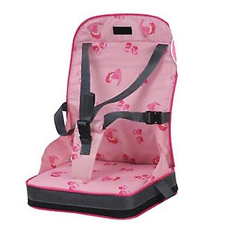 Baby Booster Dinner Chair, Water Proof Chair Safety Belt