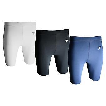 Shorts de base essentiels de précision Blanc - XXLarge 42-44»