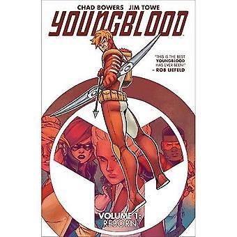 Youngblood Volym 1 (Pånyttfödd)