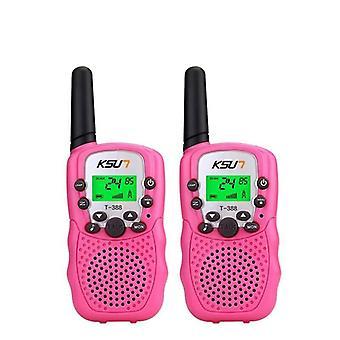 Mini Walkie Talkie Kids Radio Frequency