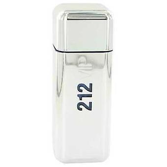 212 Vip By Carolina Herrera Eau De Toilette Spray (tester) 3.4 Oz (men) V728-513119