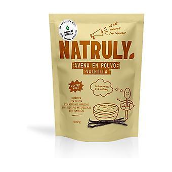 Vanilla oatmeal powder 500 g of powder