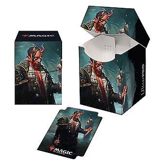 Kouzlo: Setkání - Kaldheim s tibaltem, kosmickým podvodníkem PRO 100+ deck boxem