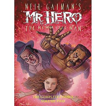 Mr Hero  Volume 2 Hardcover