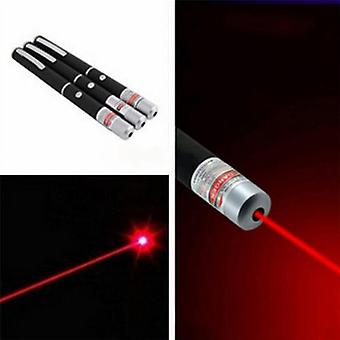 Military  Newly And Brightly Red Laser Pointer Lazer Pen