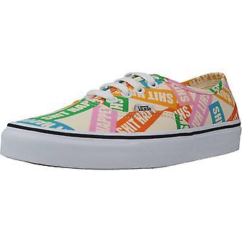 Vans Sport / Ua Authentic Color Multiwht Shoes
