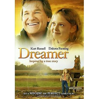 Dreamer Inspired By a True Story [DVD] DVD Region 2