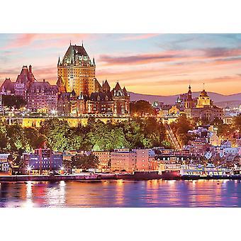 Eurographics Le Vieux-Quebec Rompecabezas (1000 Piezas)