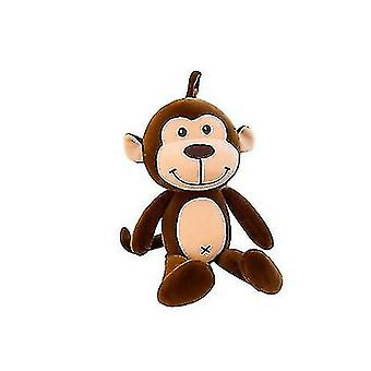 Cute Brown Monkey Plush Toy,  Lovely Soft Pillow Stuffed Animals