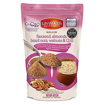 Linwoods, Flaxseed Nuts & Q10, 200g