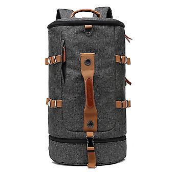 Sport Backpack Convertible Bag Shoulder Bag Briefcase 45l Travel Knapsack-army Green