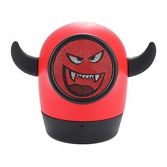 2021 Mini Lautsprecher Bluetooth Lautsprecher Tragbarer Lautsprecher Tf Karte Wireless Lautsprecher für Kinder Kinder