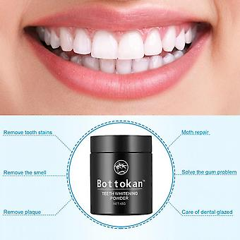 45g Clean Mothproof Activated Bamboo Charcoal Powder Teeth Whitening Power