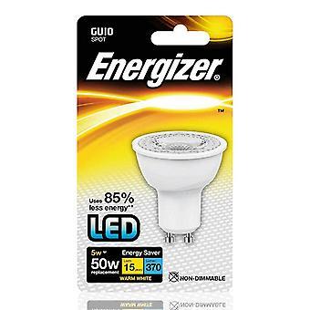 Aggregat Hög Teck LED-glödlampaGU10 350LM 36° Varm vit låda