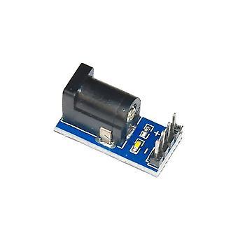 Tasavirtalähdemoduuli dc-005 virranvaihtolevy 5,5* 2,1 mm tehon muuntolevy dc005