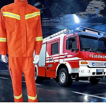 Anti-temperatură ridicată foc de urgență Rescue Suit