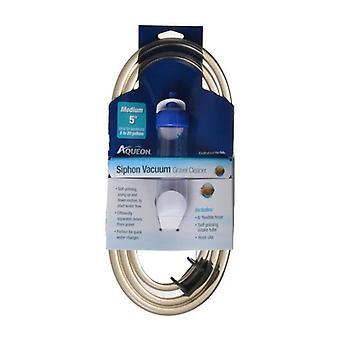 """Aqueon Siphon Vacuum Gravel Cleaner - Medium - 5"""" Tube with 6' Hose - (Aquariums 5-20 Gallons)"""
