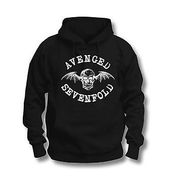 Vingado sete vezes unissex pullover hoodie: logotipo