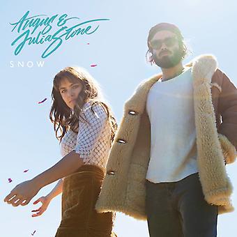 Stone*Angus & Julia - Snow [Vinyl] USA import
