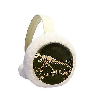 Dinosaur Winter Earmuffs