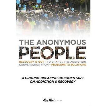 Anonyme mennesker [DVD] USA importerer