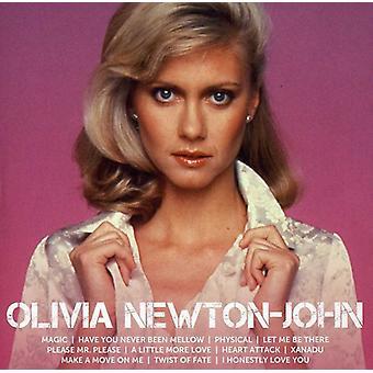 Olivia Newton-John - Icon [CD] USA import