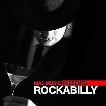 Mad Music Presents Shakin' Rockabilly - Mad Music Presents Shakin' Rockabilly [CD] USA import