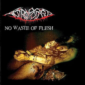 Antropofagus - No Waste of Flesh [CD] USA import