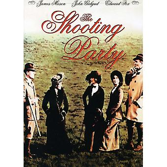 The Shooting Party [DVD] USA import