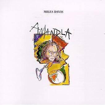 Miles Davis - importação EUA Amandla [CD]