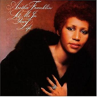 Aretha Franklin - Let Me in Your Life [CD] USA import